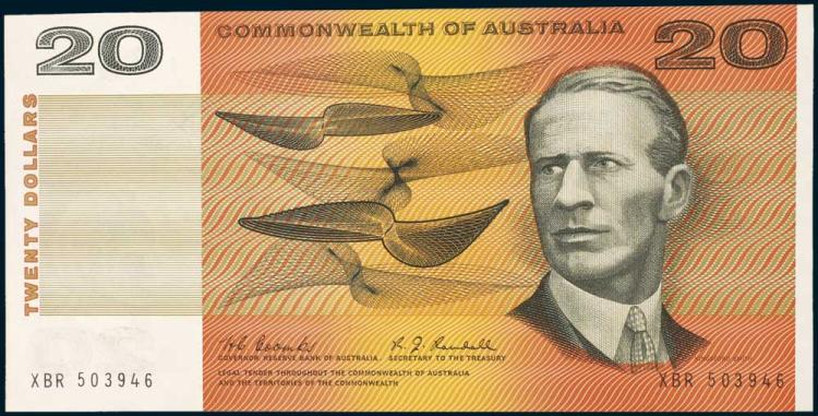 Aust. Banknotes - Decimal Issues