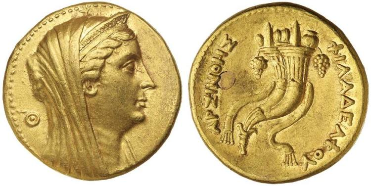Ancient Gold Coins - Greek