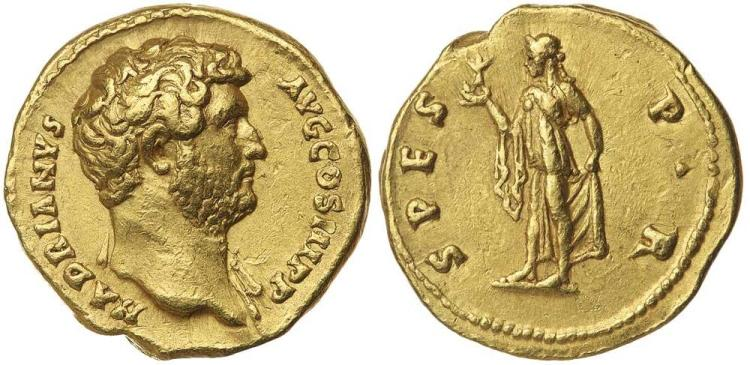 Ancient Gold Coins - Roman