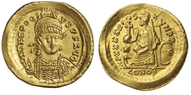 Ancient Gold Coins - Roman