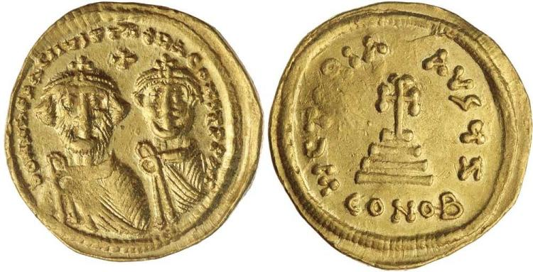 Ancient Gold Coins - Byzantine