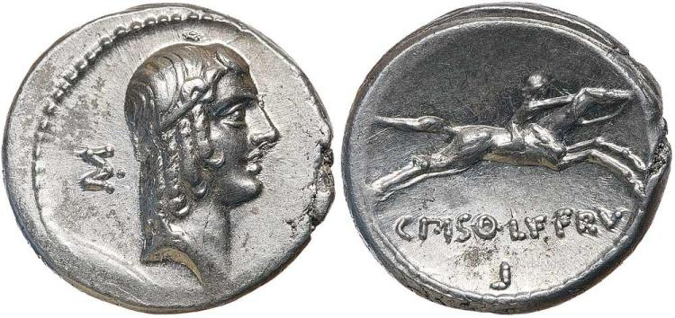 Roman Silver and Bronze Coins - Republic