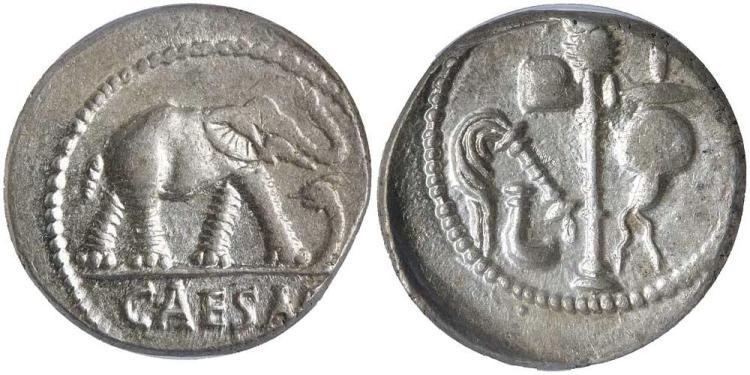 Roman Silver and Bronze Coins - Republic