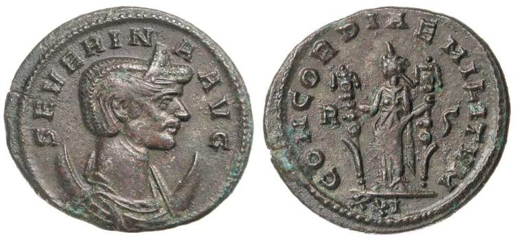 Roman Silver and Bronze Coins - Imperial