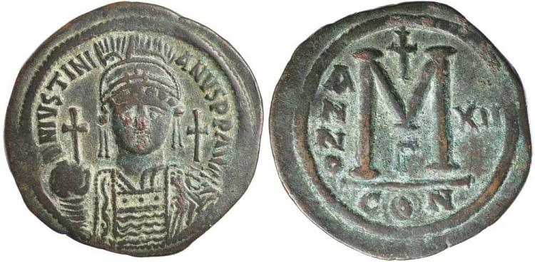 Byzantine Silver and Gold Coins