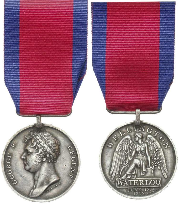 Orders, Decorations and Medals - British Singles
