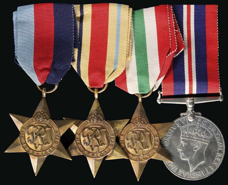 Orders, Decorations and Medals - British Groups