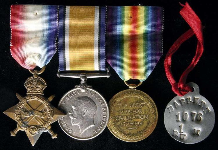 Orders, Decorations and Medals - Aust. Groups
