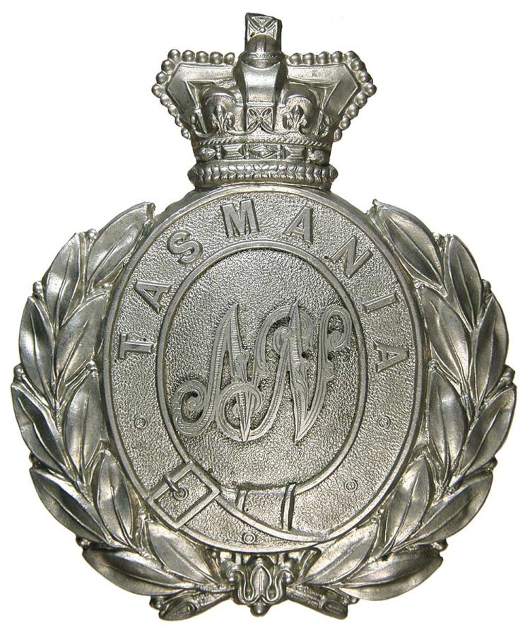 Militaria - Police Badges, Uniform and Medals