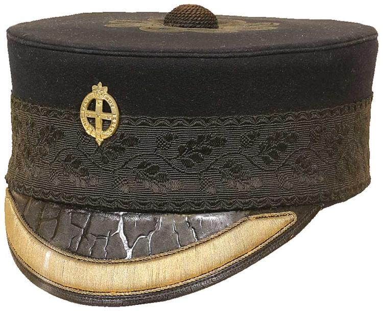 Militaria - Helmets and Hats