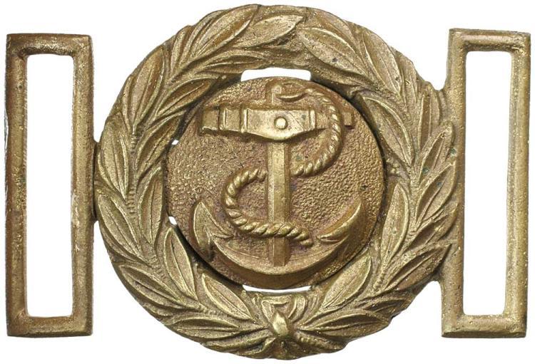 Militaria - Military Belt Buckles