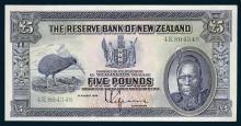 NEW ZEALAND BANKNOTES