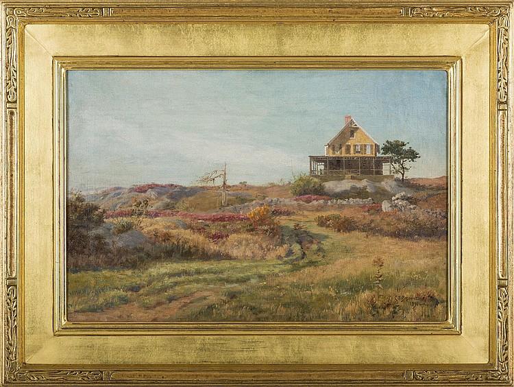 Charles Francis Browne American 1859 1920 Gilbert Heights