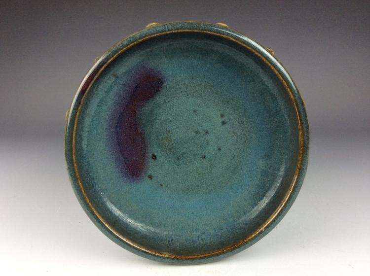 Song Jun style, Chinese porcelain bowl,