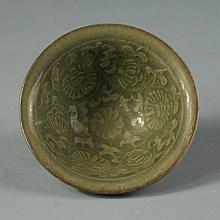Chinese Song Dynasty Yao-zhou kiln style bowl