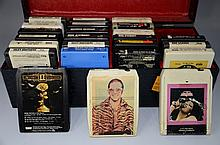 Very rare 24  CASSETTE TAPEs  published in  1969 - 1978