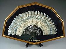 Vintage Frmaed Fan