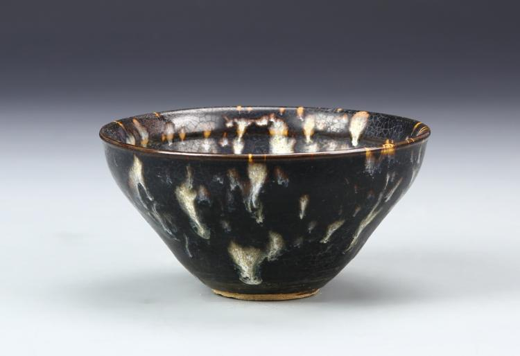 Chinese Antique Black Tea Bowl