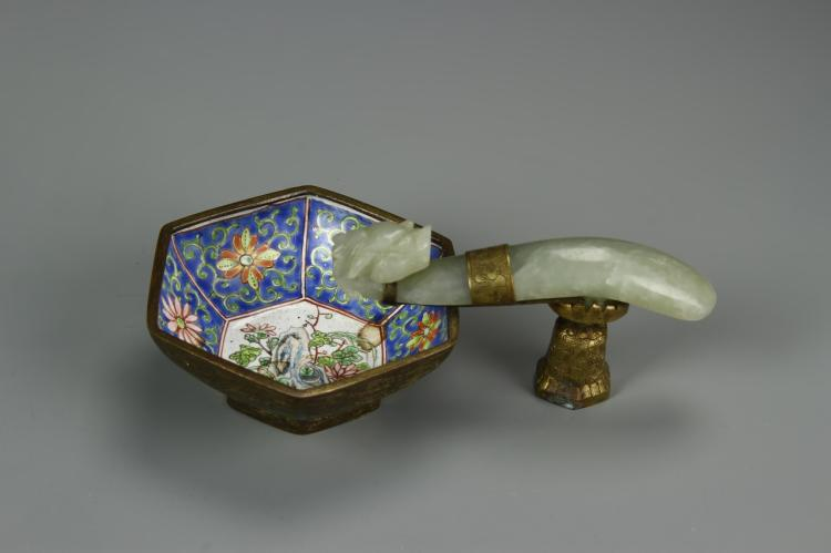 Chinese Jade Dragon
