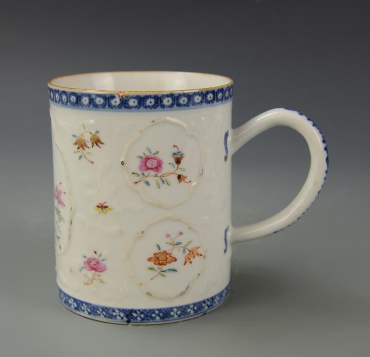 Chinese Famille Rose Mug