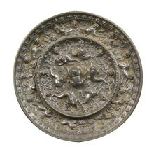 Chinese Bronze Mirror