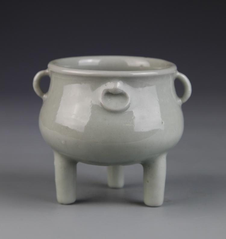 Chinese Lungquan Censer