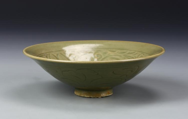 Chinese Yaozhou Bowl