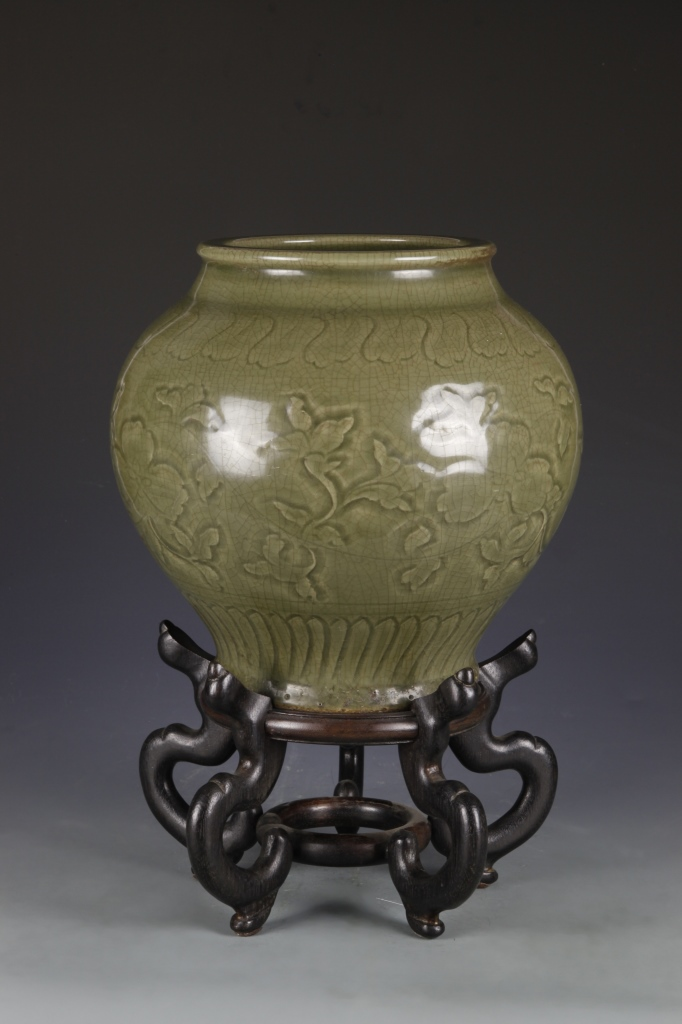 Chinese Lungquan Jar