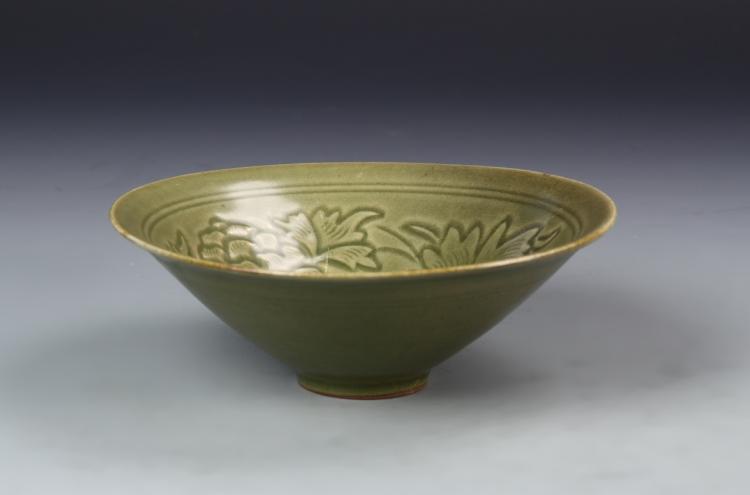 Chinese Yue Yao Bowl