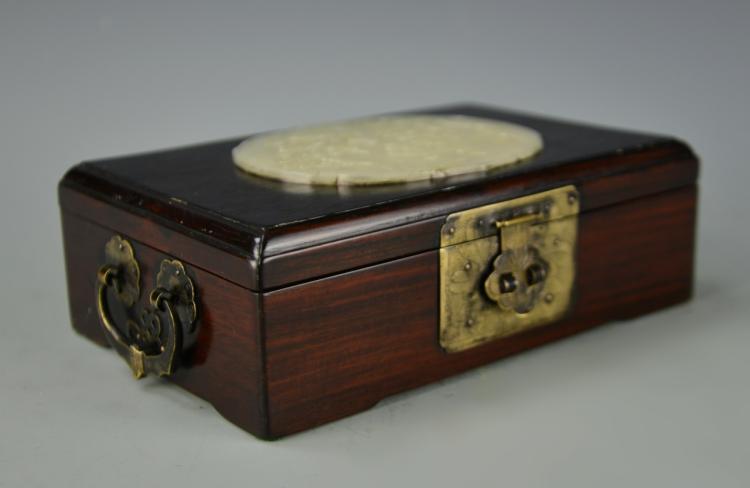 Chinese Scholar's Box