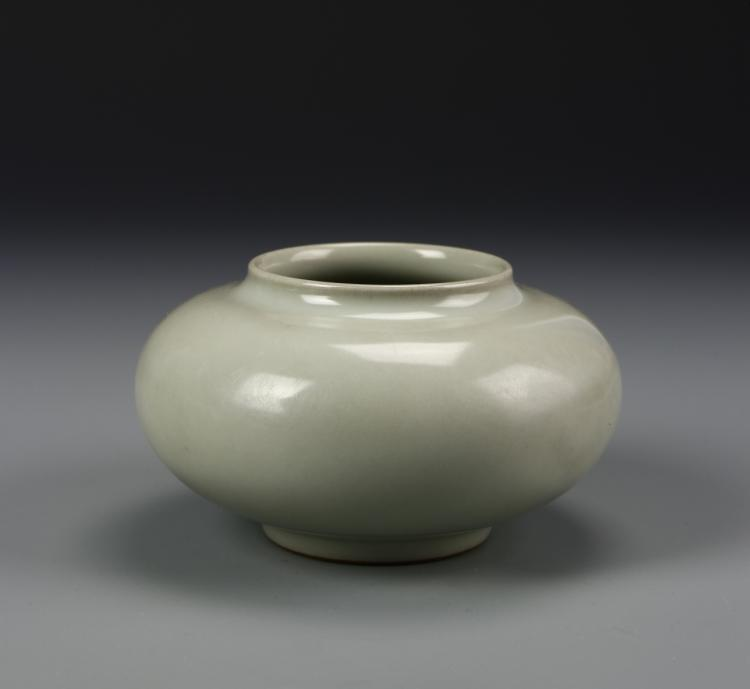 Chinese Lung Quan Yao Water Pot