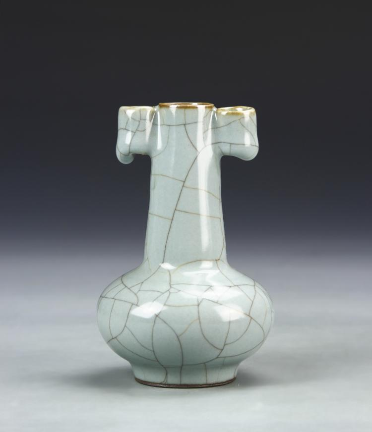 Chinese Lungquan Vase