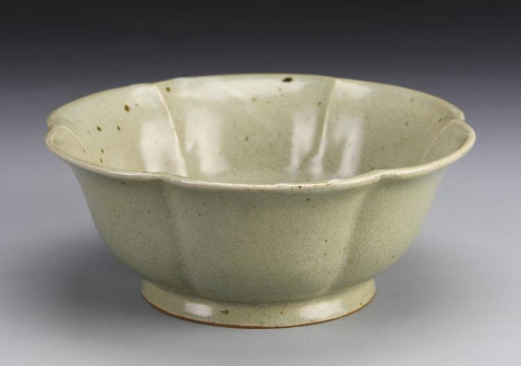 Chinese Lungquan Ware Bowl