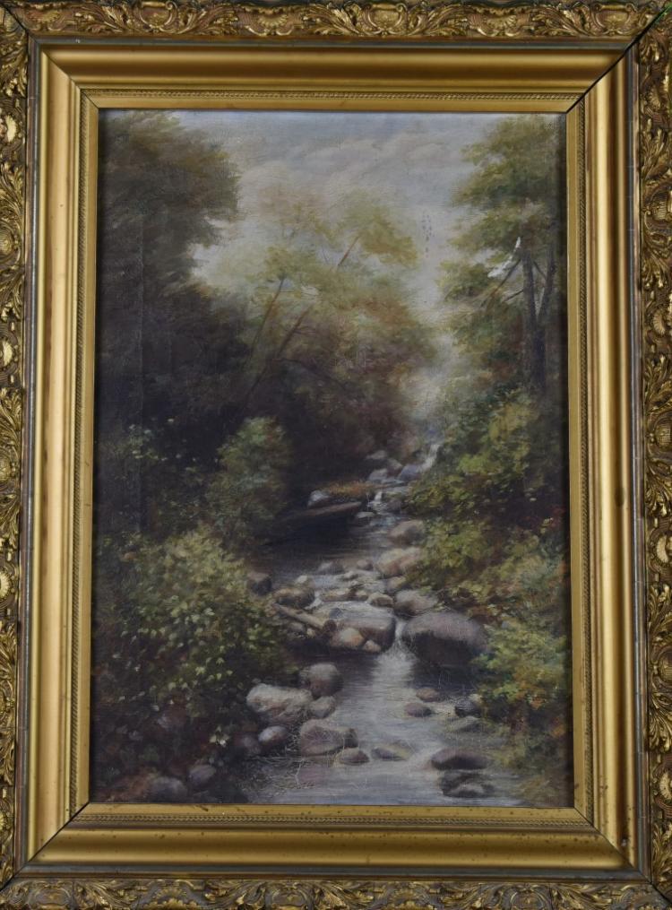 Katherine Butts (1895 - 1970) Landscape