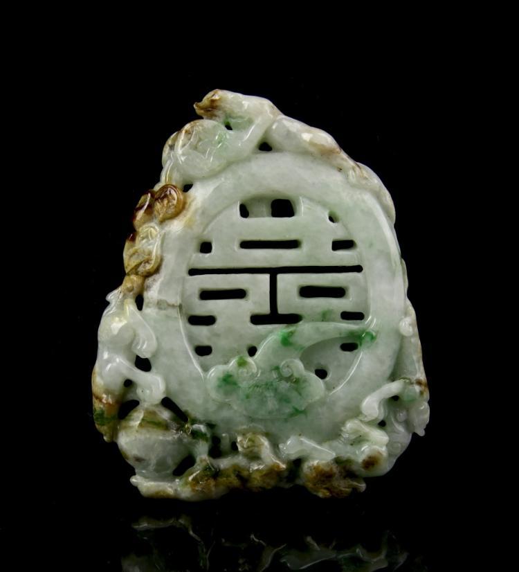 Chinese Jadeite Ornament