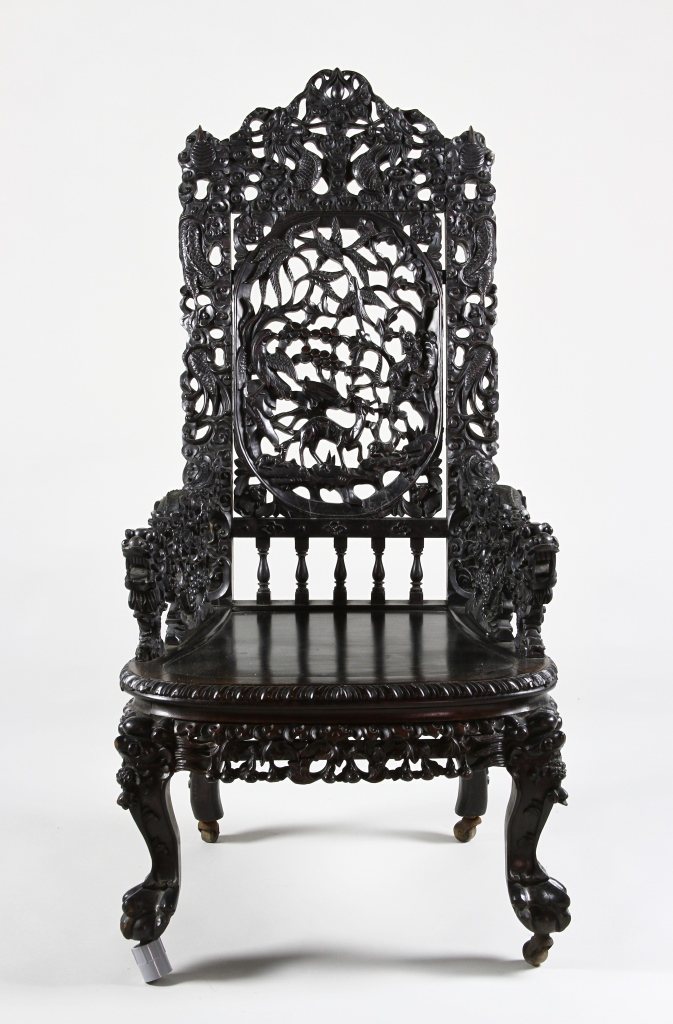 Chinese Zitan Chair