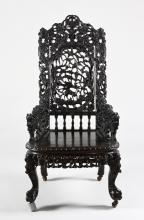 Chinese Zitan Chair