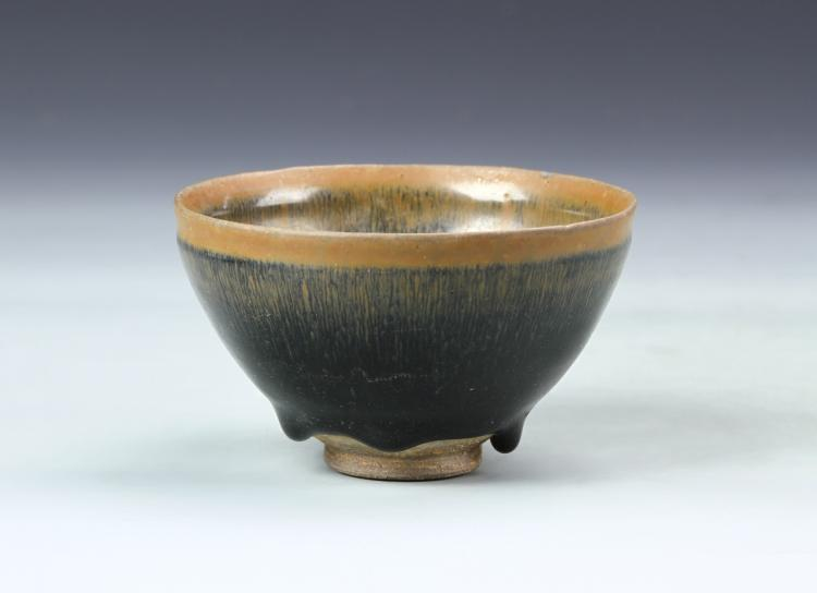 Chinese Antique Jian Yao Bowl