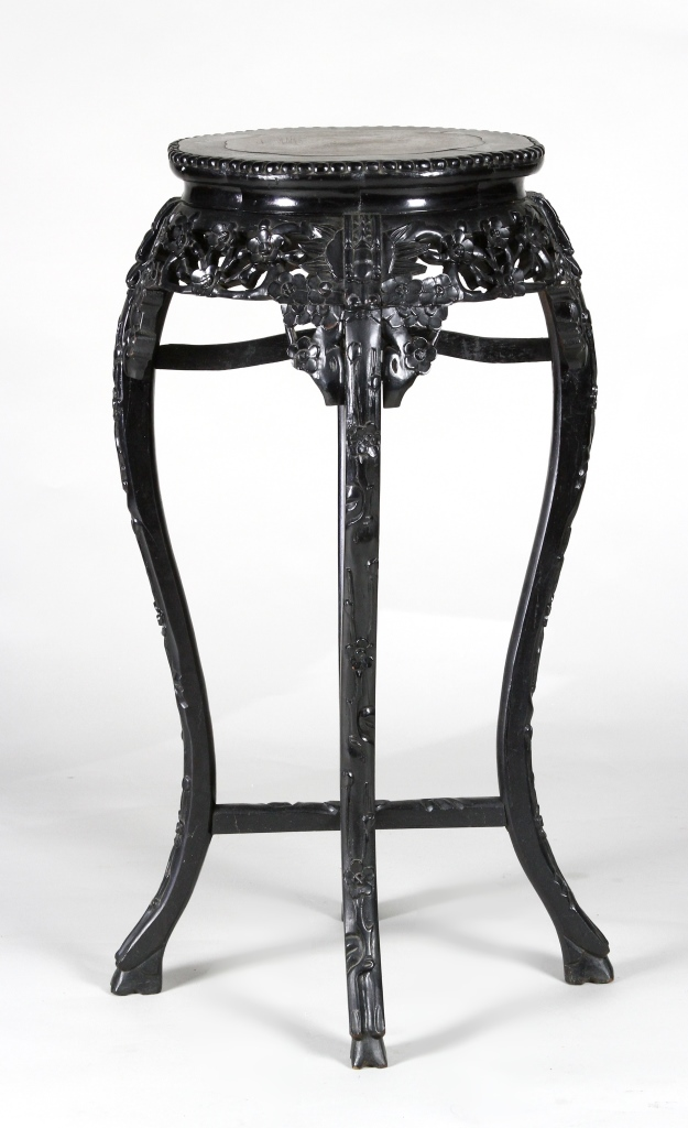 Chinese Rosewood Stand