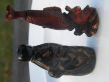 Two Antique Chinese Snuff Bottles