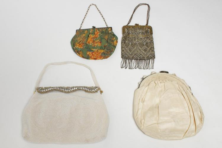 Vintage Evening Bags, Woman's, 4