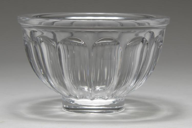 Orrefors Glass San Michele Crystal Bowl