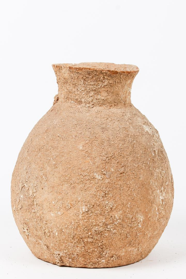 Ancient Holy Land Pottery Ceramic Vase