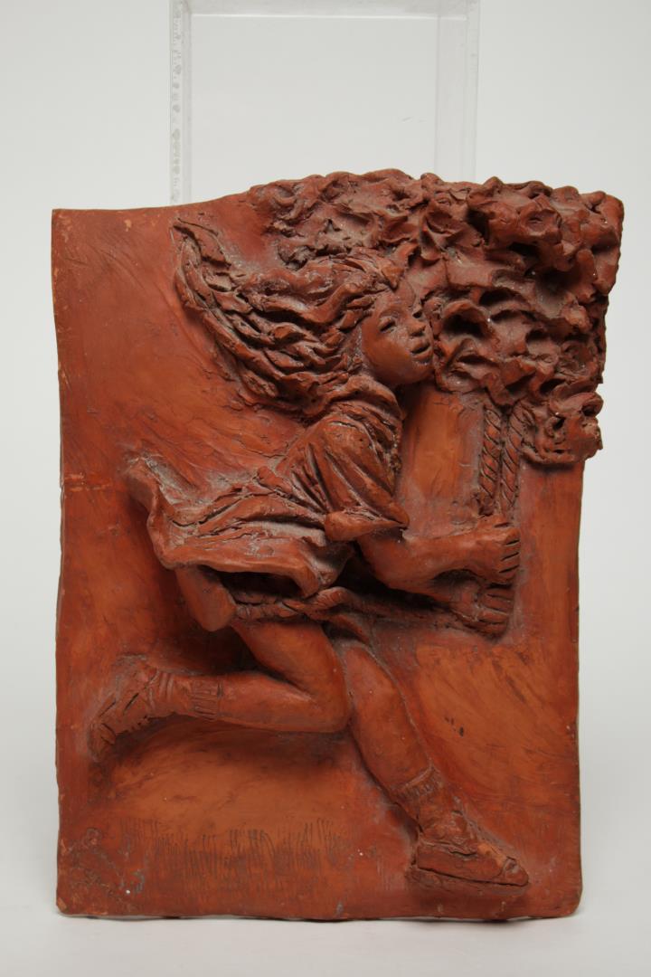 Evelyn Morgenbesser (American, 1920-2017)- Ceramic