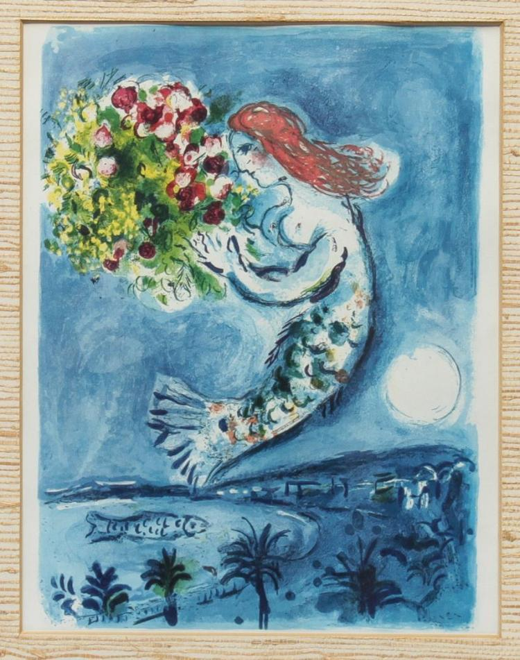 After Marc Chagall-