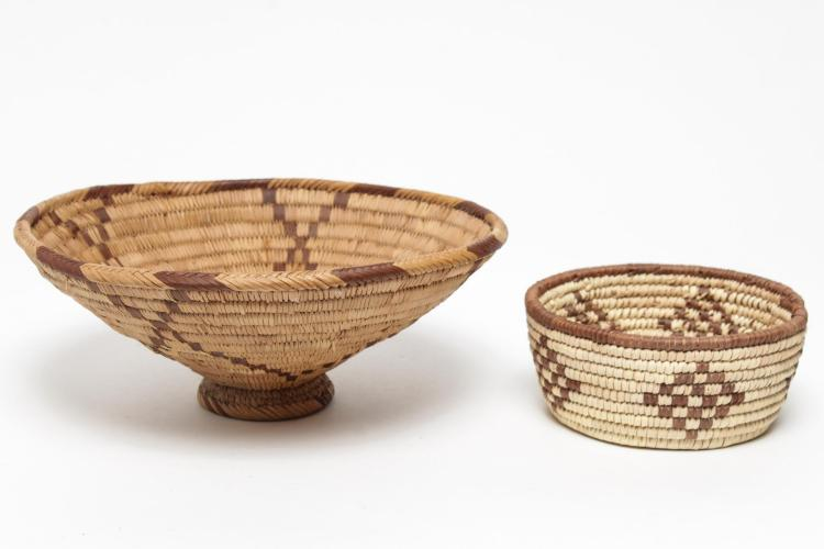 American Indian Woven Containers, 2