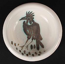 Pablo Picasso for Madoura, Ceramic Bird