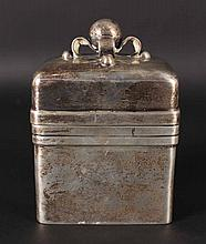 Spratling Mexico Sterling Silver Covered Box