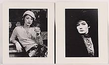 Two Broadway Photograph Prints,