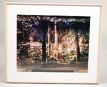 Ektacolor Print, Bicycle, Andrew Moorse